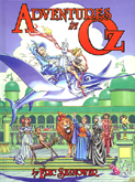 Adventures in Oz Cover Image