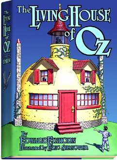 Living House of Oz - Cover