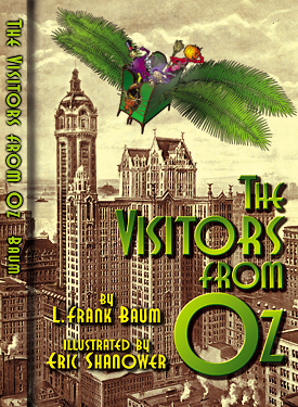 Visitors from Oz - Cover