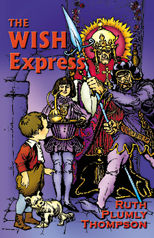The Wish Express Cover