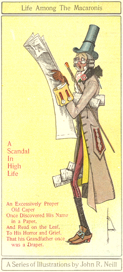 A Scandal in High Life
